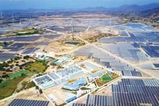 越南中部和西原地区可再生能源领域迎来资金流