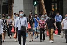 新冠肺炎疫情:新加坡放宽各项防疫措施