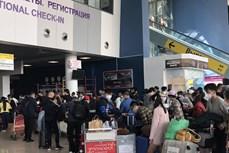 新冠肺炎疫情:将在俄罗斯的逾270名越南公民接回国