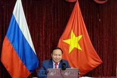 迎接党的十三:关于越南作用的国际研讨会在俄罗斯举行