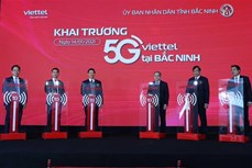 越南第一个工业区部署5G网络