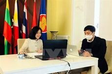 越南圆满结束东盟罗马委员会轮值主席国任期