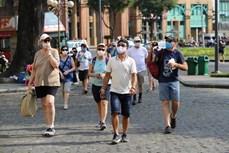 越南各地加强防疫措施 防止疫情在本地扩散