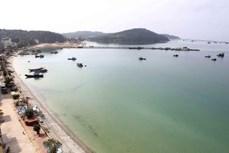 越南东北海上的一块碧玉——姑苏岛