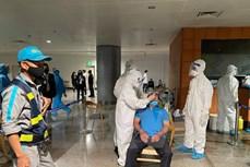 新冠肺炎疫情:胡志明市新山一机场新增两例新冠肺炎确诊病例