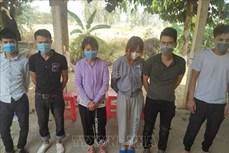 新冠肺炎疫情:严格处理非法出入境者