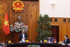 政府总理阮春福高度评价社会政策银行在减贫中的作用