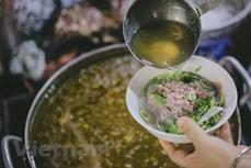 越南在2021年法语活动节上推广饮食文化