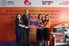 升级越南遭受性别暴力的妇女和儿童的服务系统
