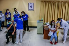 3月15日东南亚各国新增新冠肺炎确诊病例继续增加