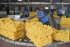 2021年前两个月越南橡胶出口量同比增长89.9%