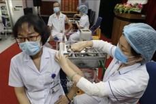 扎实有序做好新冠疫苗接种工作