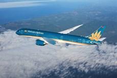 越航启动开通越南至美国直达航线的计划