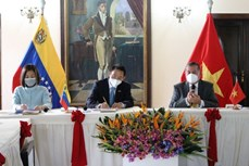 寻找机会 促进越南与委内瑞拉各地之间的合作