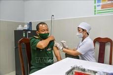 新冠肺炎疫情:全国新冠疫苗接种人数达近5.4万
