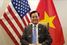 越南建议与美国合作生产新冠疫苗