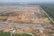 2021年6月底同奈省将全面完成龙城机场征地拆迁工作