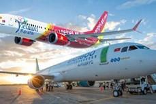越美两国企业加强航空基础设施领域的合作