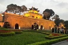 首都河内新颖独特的升龙皇城夜游线路