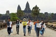 柬埔寨准备迎来接种新冠疫苗的游客 泰国为天空开放计划做准备