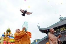 越南祖国阵线中央委员会主席向佛教界致佛诞节贺信