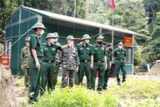 越南军队加强支援各地方抗击疫情