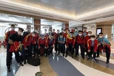 越南五人制足球队赴阿联酋参加附加赛 争夺五人制世界杯决赛入场券