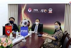 越南足协法律和球员资格委员会代表当选国际足联纪律委员会委员