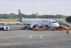 越竹航空飞往金瓯的航线即将投入运营