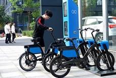 2021 年第三季度河内将试点开展与公交系统连接的两轮电动车模式