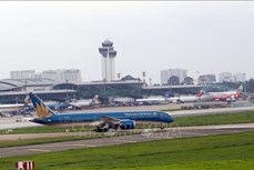 新冠肺炎疫情形势严峻 抵达胡志明市的航班班次被迫调减