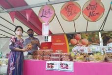 越南美食节在法国巴黎举行