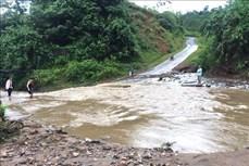 Nguy cơ cao xảy ra lũ quét, sạt lở đất, ngập lụt vùng núi Bắc Bộ và Bắc Trung Bộ