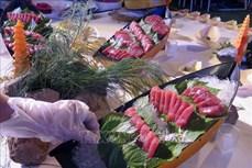 Phú Yên tổ chức trình diễn các món ngon từ cá ngừ đại dương