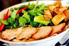 Bún riêu và mì cao lầu Việt Nam lọt top món mì ngon nhất châu Á