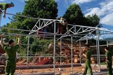 Hỗ trợ xây dựng, sửa chữa 558 nhà ở cho hộ nghèo huyện Nậm Pồ