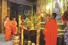 Đồng bào Khmer ở Sóc Trăng đón mùa Nhập hạ an toàn, tiết kiệm