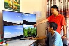 Nghệ An nâng cao hiệu quả phòng, chống cháy rừng trong mùa nắng nóng
