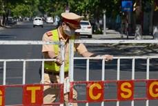 Dịch COVID-19: Từ 13 giờ ngày 28/7, thành phố Đà Nẵng thực hiện giãn cách xã hội theo Chỉ thị 16