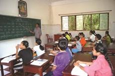 An Giang nâng cao hiệu quả việc dạy tiếng dân tộc thiểu số trong các cơ sở giáo dục
