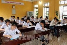 Bộ Giáo dục và Đào tạo hướng dẫn tổ chức 2 đợt thi tốt nghiệp Trung học phổ thông năm 2020 trong điều kiện dịch COVID-19 phức tạp