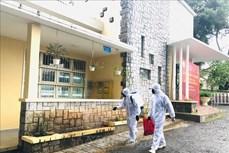 Hướng dẫn quản lý chất thải và vệ sinh trong phòng, chống dịch COVID-19