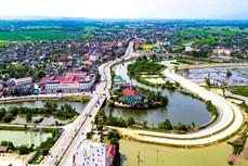 Công nhận huyện Thạch Hà, tỉnh Hà Tĩnh đạt chuẩn nông thôn mới