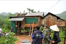 Ảnh hưởng của bão số 5: Quảng Bình phân bổ khẩn cấp gạo hỗ trợ đồng bào dân tộc thiểu số bị cô lập do mưa lũ