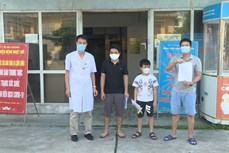 Dịch COVID-19: Ba bệnh nhân cuối cùng tại Hải Dương được công bố khỏi bệnh