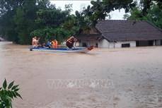 Thủ tướng Chính phủ ra Công điện chỉ đạo tập trung đối phó mưa lũ lớn tại miền Trung