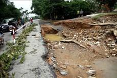 Quảng Nam khẩn trương khắc phục hậu quả sau mưa lũ