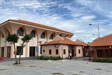 Khánh thành và đưa vào hoạt động Nhà sinh hoạt cộng đồng Chăm thôn Bàu Trúc