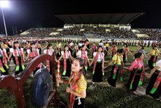Khai mạc Lễ hội văn hóa, du lịch Mường Lò năm 2020