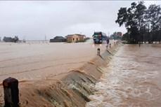 Quảng Trị: 20 người chết, 27 người mất tích do mưa lũ